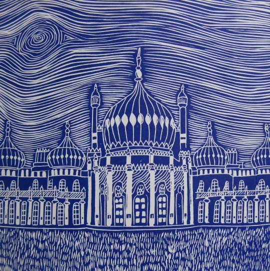 Royal Pavilion Sue Collins