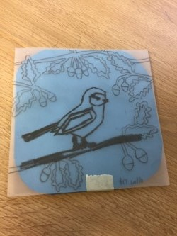 Bird Process 2