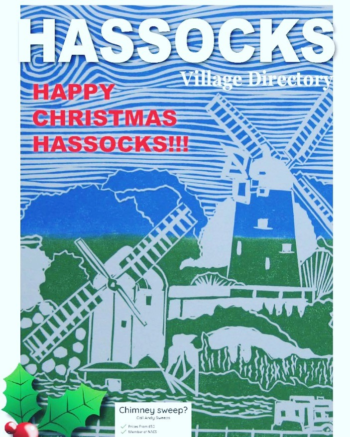 Hassocks Village Directory Cover