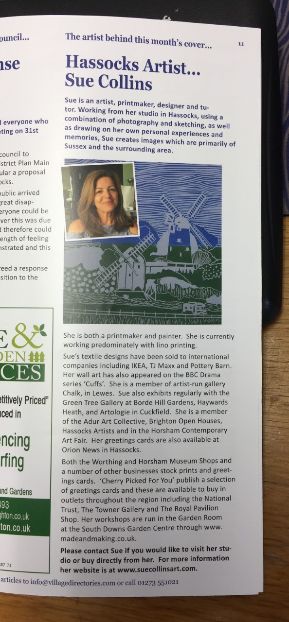 Hassocks Village Directory Feature