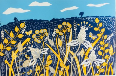 Hedgerow Haven brighter landscape