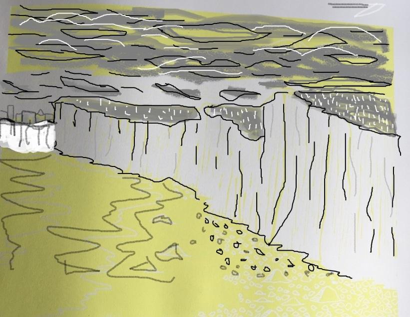 Cliffs first layer 1