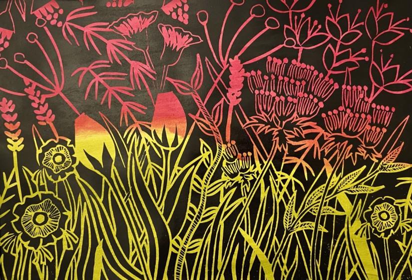Wildflower Meadow 1 of 10 varied edition